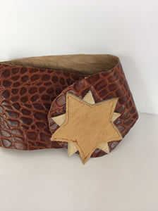 Leather Cowhide small