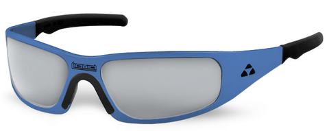 Gasket - blue frame - flash mirror polarized - LIQGKBLMR2JP