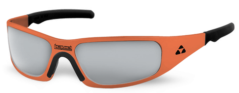 Gasket - orange frame - flash mirror polarized - LIQGKORMR2JP