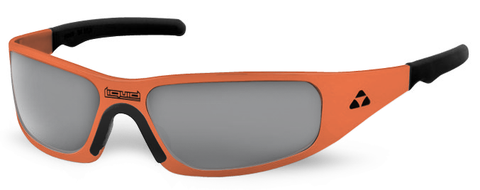 Gasket - orange frame - smoke polarized - LIQGKORSM2JP