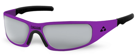 Gasket - purple frame - flash mirror polarized - LIQGKPUMR2JP