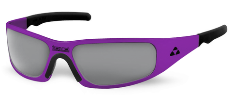 Gasket - purple frame - smoke polarized - LIQGKPUSM2JP