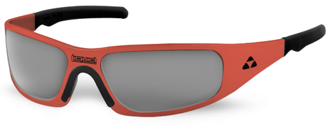 Gasket - red frame - smoke polarized - LIQGKRDSM2JP