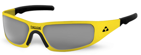 Gasket - yellow frame - smoke polarized - LIQGKYESM2JP