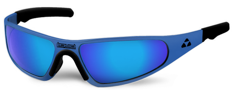 Player - blue frame - blue mirror polarized - LIQPLBLBL2JP
