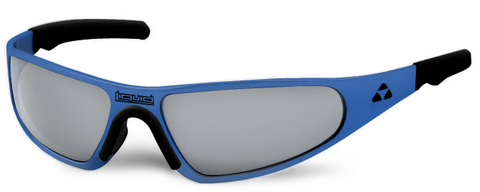 Player - blue frame - flash mirror polarized - LIQPLBLMR2JP