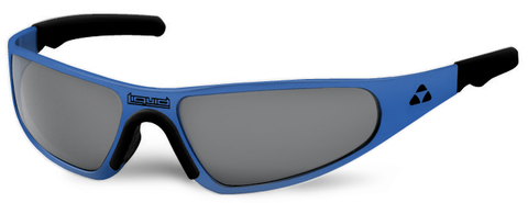 Player - blue frame - smoke polarized - LIQPLBLSM2JP