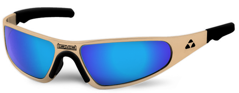 Player - desert tan frame - blue mirror polarized - LIQPLDTBL2JP