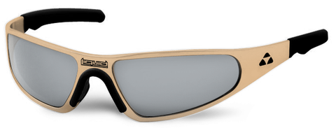 Player - desert tan frame - flash mirror polarized - LIQPLDTMR2JP