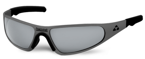 Player - gunmetal frame - flash mirror polarized - LIQPLGMMR2JP