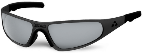 Player - matte black frame - flash mirror polarized - LIQPLMBMR2JP