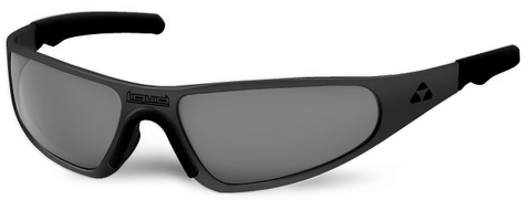 Player - matte black frame - smoke polarized - LIQPLMBSM2JP