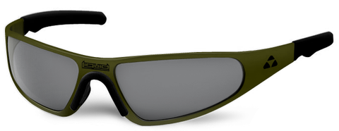 Player - olive drab green frame - smoke polarized - LIQPLODSM2JP