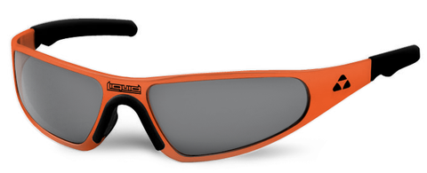 Player - orange frame - smoke polarized - LIQPLORSM2JP