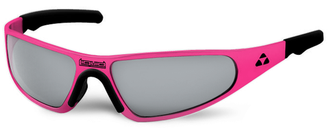 Player - pink frame - flash mirror polarized - LIQPLPCMR2JP