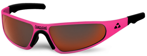 Player - pink frame - red mirror polarized - LIQPLPCRD2JP