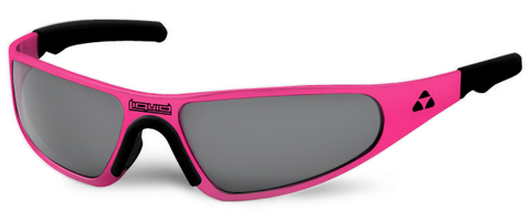 Player - pink frame - smoke polarized - LIQPLPCSM2JP