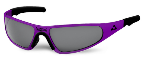 Player - purple frame - smoke polarized - LIQPLPUSM2JP