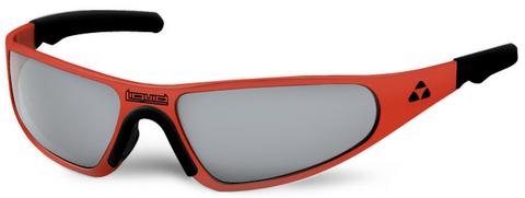Player - red frame - flash mirror polarized - LIQPLRDMR2JP