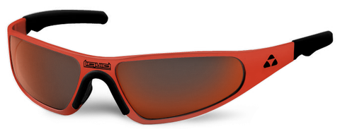 Player - red frame - red mirror polarized - LIQPLRDMR2JP