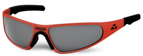 Player - red frame - smoke polarized - LIQPLRDSM2JP