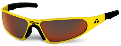 Player - yellow frame - red mirror polarized - LIQPLYEHF3JP