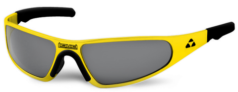 Player - yellow frame - smoke polarized - LIQPLYESM2JP