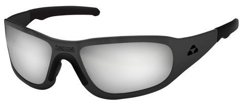 TITAN - GUNMETAL FRAME - FLASH MIRROR POLARIZED - LIQTIGMMR2JP