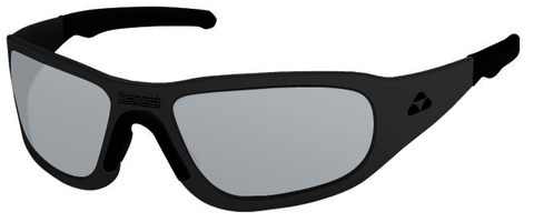 TITAN - MATTE BLACK FRAME - FLASH MIRROR POLARIZED - LIQTIMBMR2JP