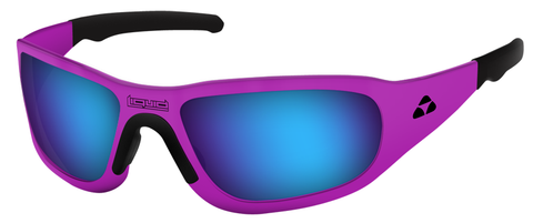 TITAN - PURPLE FRAME - BLUE MIRROR POLARIZED - LIQTIPUBL2JP