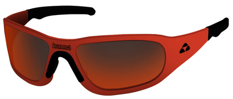 TITAN - RED FRAME - RED MIRROR POLARIZED - LIQTIRDRD2JP