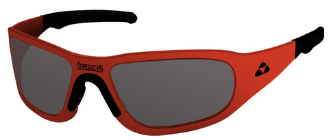 TITAN - RED FRAME - SMOKE POLARIZED - LIQTIRDSM2JP