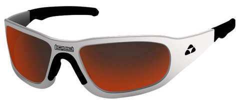 TITAN - WHITE FRAME - RED MIRROR POLARIZED - LIQTIWHRD2JP