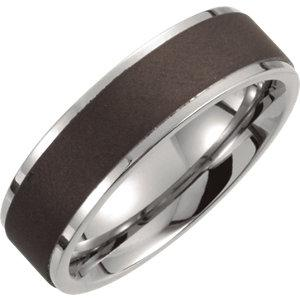 Titanium Oxidized Band - Moijey Fine Jewelry and Diamonds