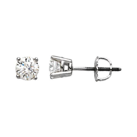 1/4 CTW Diamond Stud Earrings - Moijey Fine Jewelry and Diamonds