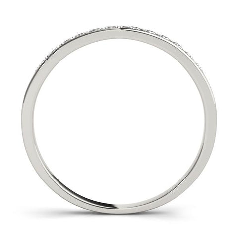 Classic Channel-Set Wedding Band - Moijey Fine Jewelry and Diamonds