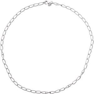 "Sterling Silver 4.5mm Knurled Curb 7"" Bracelet - Moijey Fine Jewelry and Diamonds"