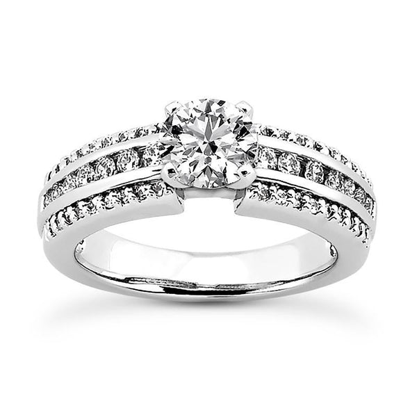 "The ""Marry Me"" Diamond Engagement Ring"