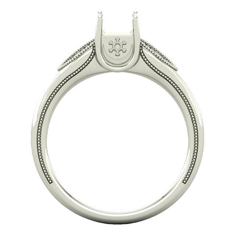 The Orr Engagement Ring Setting - Moijey Fine Jewelry and Diamonds