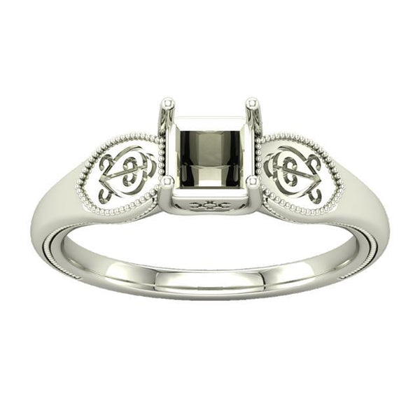 The Orr Engagement Ring Setting