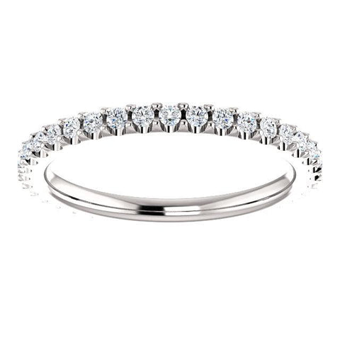 1/3 CTW Diamond Eternity Band - Moijey Fine Jewelry and Diamonds