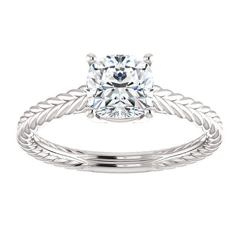 Diamond Ring Mounting | Engagement Ring Mounting | Diamond Ring