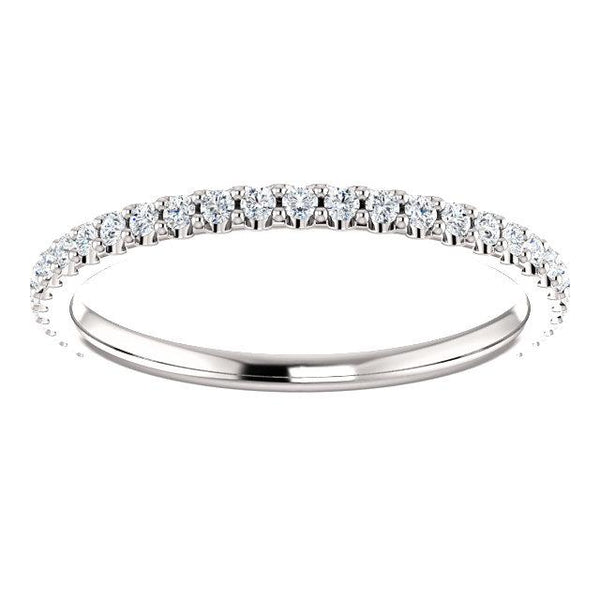 1/4 CTW Diamond Anniversary Band - Moijey Fine Jewelry and Diamonds