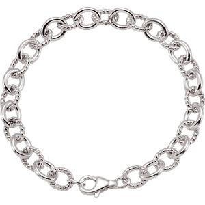 silver link chain | sterling silver link chain | silver sterling link chain