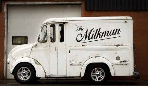 the milkman premium ejuice