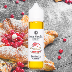 Love Handle Liquids Shortcake Cookie 60mls eJuice Direct Premium eJuice