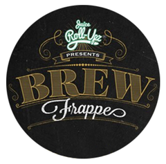 Brew by Juice Roll Upz Premium E-Liquid | Coffee Flavored Vape