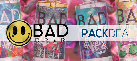 Bad Drip Labs E-Liquids Premium Vape Juice | eJuice Direct