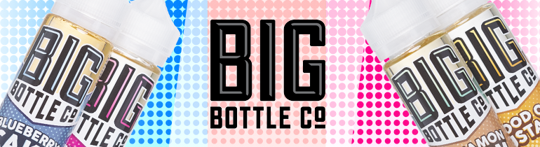 Big Bottle Co. eJuice Premium E-Liquid | Vape eJuice | Save BIG