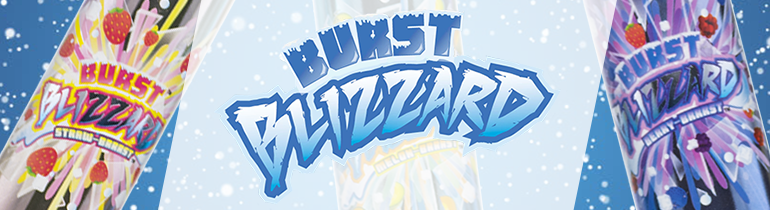 Burst Blizzard by Burst E-Liquid Premium Vape Juice eJuice Direct